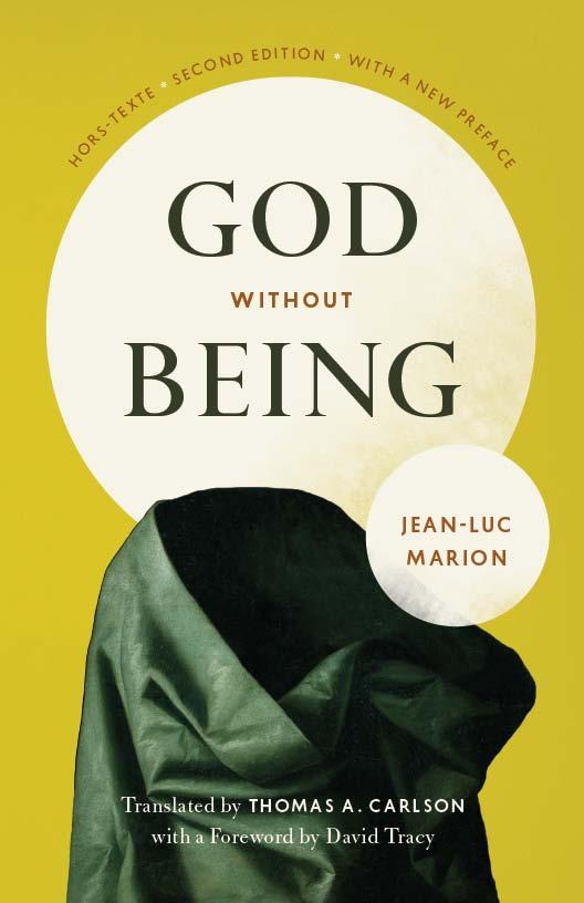 הספר 'אלוהים ללא הוויה' מאת ז'אן לוק מוריון